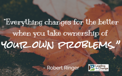 People who feel ownership do amazing things