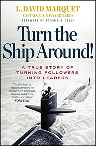 Turn the Ship Around!